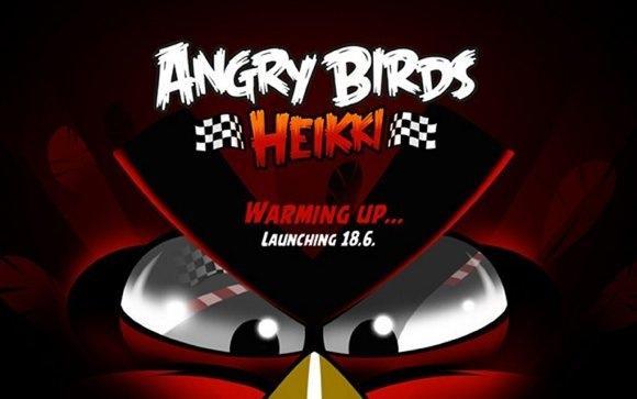 Angry Birds гра