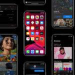 iOS 13: підвищення продуктивності і темний режим